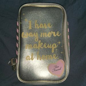 TOO FACED LIMITED EDITION MAKEUP CASE